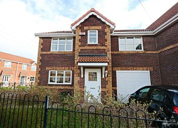 4 bed semi-detached house for sale in Calver Avenue, North Wingfield, Chesterfield, Derbyshire S42