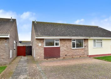 Thumbnail 2 bed semi-detached bungalow for sale in Tennyson Walk, Eastbourne