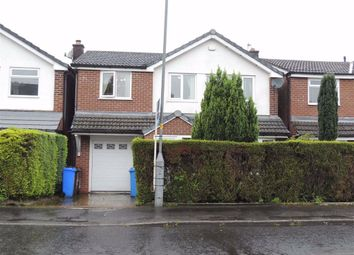 Thumbnail 4 bed detached house for sale in Salisbury Crescent, Ashton-Under-Lyne