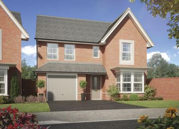 """Thumbnail 4 bedroom detached house for sale in """"Heathfield"""" at Gilhespy Way, Westbury"""