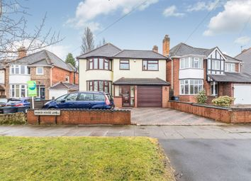 Thumbnail 4 bed detached house for sale in Manor House Lane, Yardley, Birmingham