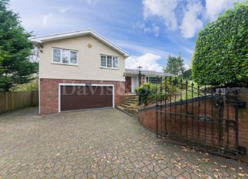 Thumbnail 3 bed detached house for sale in Penywaun Road, St Dials, Off Greenmeadow Way, Cwmbran.