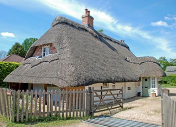 Burley Street, Burley, Ringwood BH24. 4 bed cottage