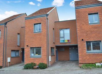 Thumbnail 2 bed terraced house for sale in Perry Lane, Newhall, Harlow