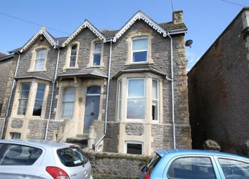 Thumbnail 4 bed semi-detached house for sale in Woodlands Road, Clevedon
