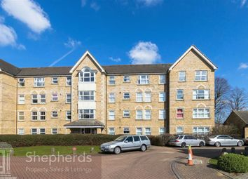 Thumbnail 2 bed flat for sale in Cobham Close, Enfield, Greater London