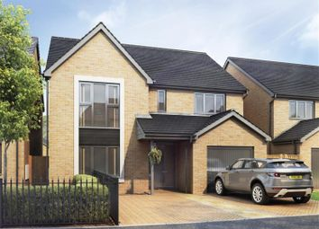 Thumbnail 5 bed detached house for sale in Lister Road, Dursley
