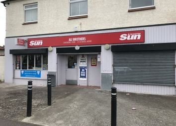 Thumbnail Retail premises for sale in Loanhead, Midlothian