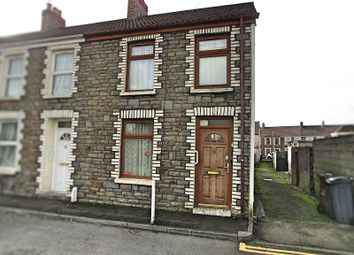 Thumbnail 2 bed end terrace house for sale in Rees Place, Neath, Neath Port Talbot.