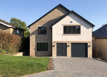 Thumbnail 5 bed detached house for sale in Parkland House, Central Drive, Wingerworth, Derbyshire