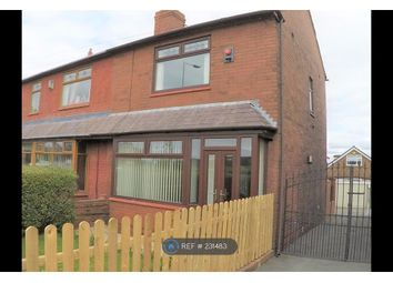 Thumbnail 2 bed semi-detached house to rent in Gathurst Road, Wigan