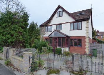Thumbnail 6 bed detached house for sale in Boothby Street, Stockport