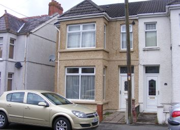 Thumbnail 3 bed semi-detached house to rent in Walters Road, Ammanford