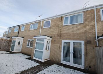 Thumbnail 3 bed terraced house for sale in Glenwood, Ashington