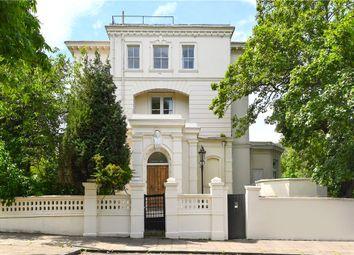 Blomfield Road, London W9. 6 bed semi-detached house