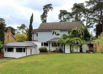 Azalea Way, Camberley, Surrey GU15. 5 bed detached house
