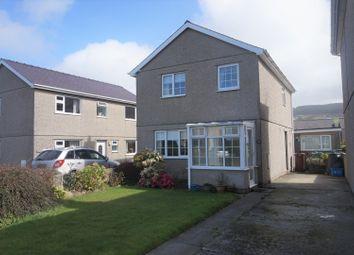 Thumbnail 3 bed detached house for sale in Rhodfa'r Garn, Pwllheli