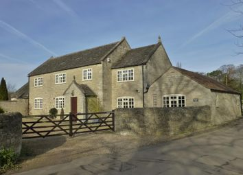 Thumbnail 3 bed detached house for sale in West Street, Clipsham, Oakham