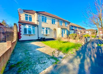 Thumbnail 4 bed semi-detached house for sale in Homeway, Harold Wood, Romford