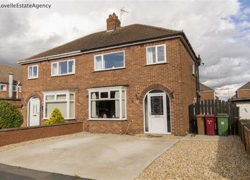 Thumbnail 3 bedroom property for sale in Baysdale Road, Scunthorpe