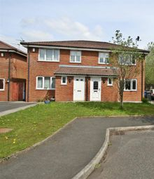 Thumbnail 3 bedroom semi-detached house for sale in Brathay Close, Whitefield, Manchester