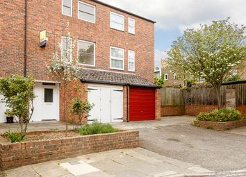 Thumbnail 4 bed terraced house for sale in Ewart Road, London