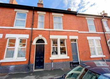 Thumbnail 2 bed terraced house for sale in Harcourt Street, Derby