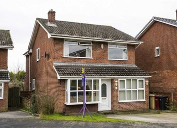Thumbnail 4 bedroom detached house for sale in Fell Bridge Close, Westhoughton, Bolton