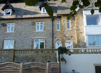 Thumbnail 2 bed terraced house to rent in Mitchell Avenue, Ventnor
