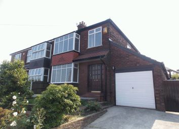 Thumbnail 3 bed semi-detached house to rent in Marlborough Road, Hyde