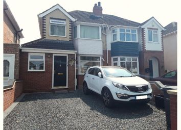 Thumbnail 3 bed semi-detached house to rent in Whitecroft Road, Birmingham