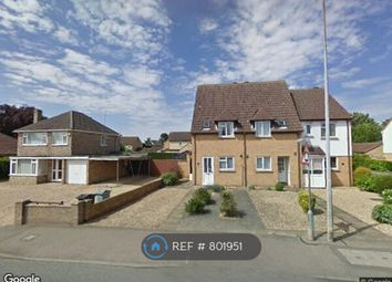 Thumbnail 2 bed end terrace house to rent in Godsey Lane, Market Deeping, Peterborough