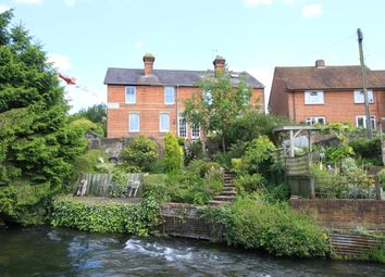 Thumbnail 2 bed terraced house for sale in Chesil Terrace, Winchester