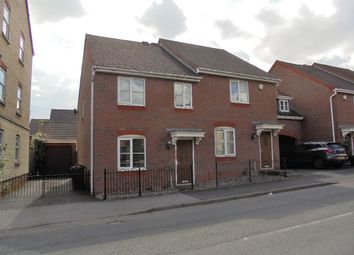 Thumbnail 3 bed semi-detached house to rent in Dickens Heath Road, Shirley, Solihull