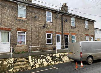 Thumbnail 2 bedroom terraced house for sale in Victoria Road, Stowmarket