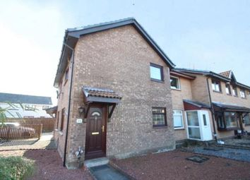 Thumbnail 1 bed terraced house for sale in Mansfield Way, Girdle Toll, Irvine, North Ayrshire