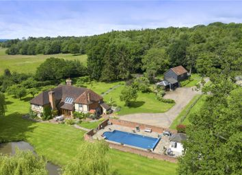 5 bed equestrian property for sale in Toys Hill Road, Toys Hill, Edenbridge, Kent TN8