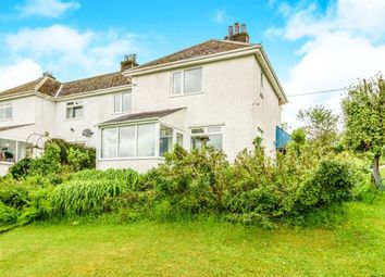 Thumbnail 4 bed semi-detached house for sale in Horrabridge, Yelverton, Devon