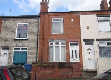 Thumbnail 2 bedroom terraced house for sale in Albion Street, Mansfield, Nottinghamshire