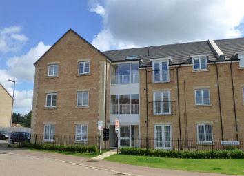 Thumbnail 1 bed flat to rent in Stud Road, Barleythorpe, Oakham
