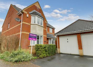 Thumbnail 4 bedroom detached house for sale in Meyseys Close, Oxford