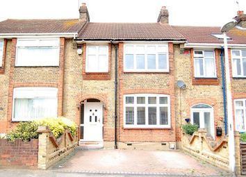 Thumbnail 3 bed terraced house to rent in Sylvan Avenue, Chadwell Heath, Romford