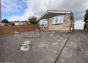 Thumbnail 2 bedroom detached bungalow for sale in Stradbroke Drive, Blurton, Stoke-On-Trent