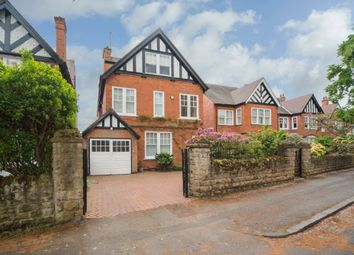 Thumbnail 5 bed detached house for sale in Esher Grove, Mapperley Park, Nottingham