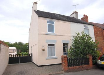 Thumbnail 2 bed semi-detached house for sale in Danesby Crescent, Denby, Ripley