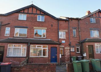 Thumbnail 4 bed terraced house for sale in Hessle Road, Leeds