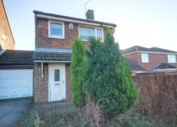 Thumbnail 3 bed detached house for sale in Pinedale Drive, South Hetton, Durham