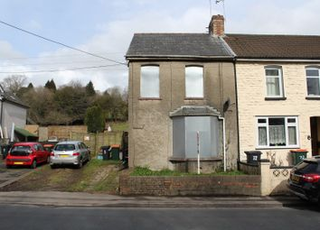 Thumbnail 3 bed end terrace house for sale in 74 Risca Road, Rogerstone, Newport