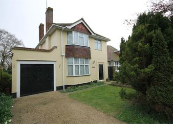 Thumbnail 3 bed detached house for sale in Waltham Way, Frinton-On-Sea