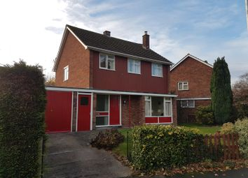 Thumbnail 3 bedroom detached house for sale in 3 Kings Acre Road, Hereford, Oqj